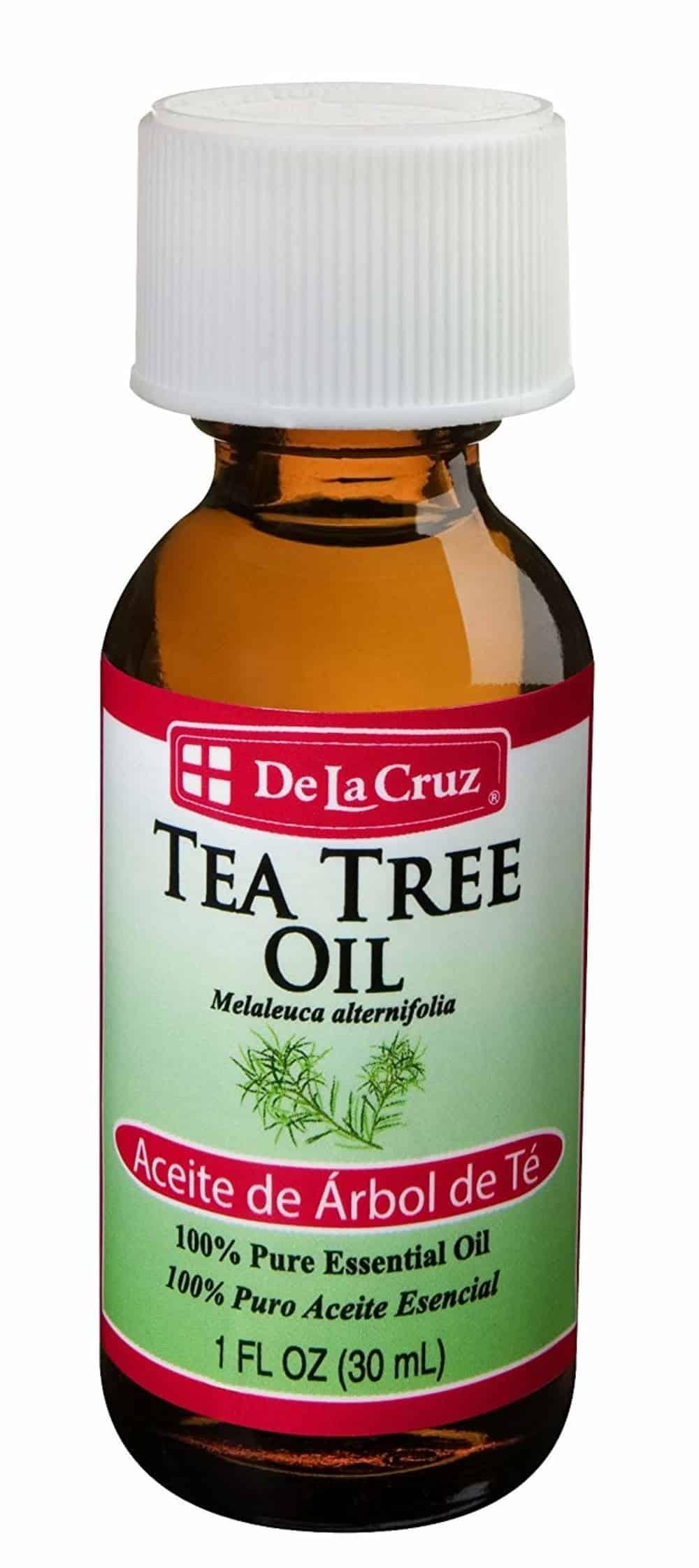De La Cruz Tea Tree Oil