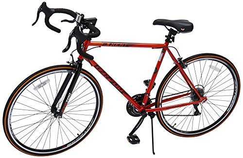 One of the good road bikes under five hundred dollars, this Kent road bike doesn't disappoint