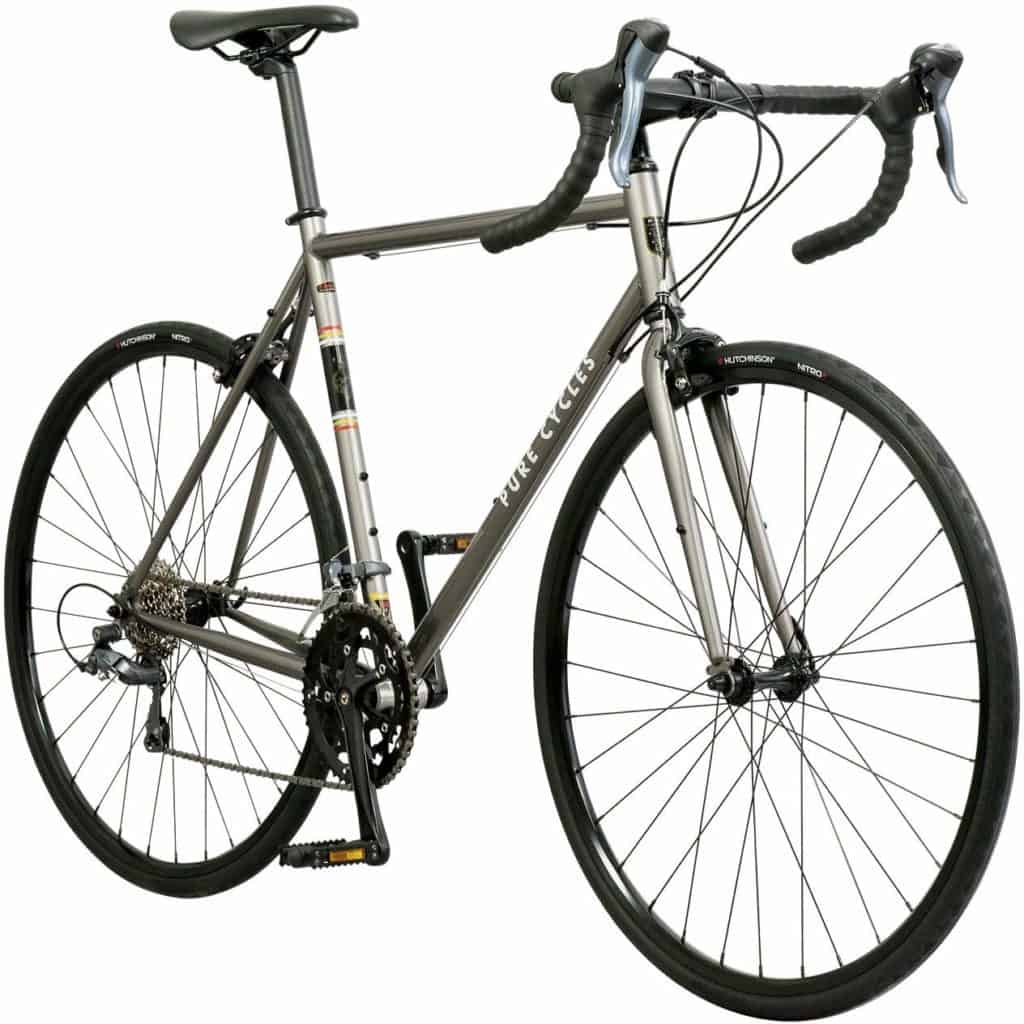 A great first-time road bike