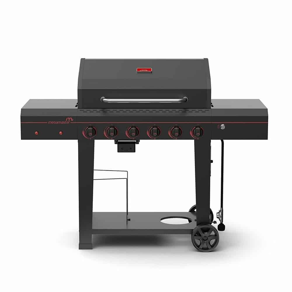 Megamaster 720-0983 Propane Gas Grill