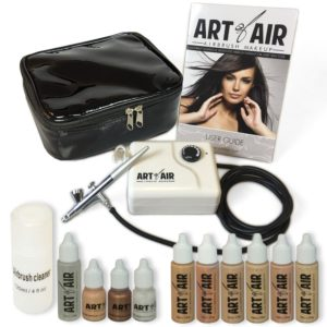 Art of Air airbrush kit for personal and professional use