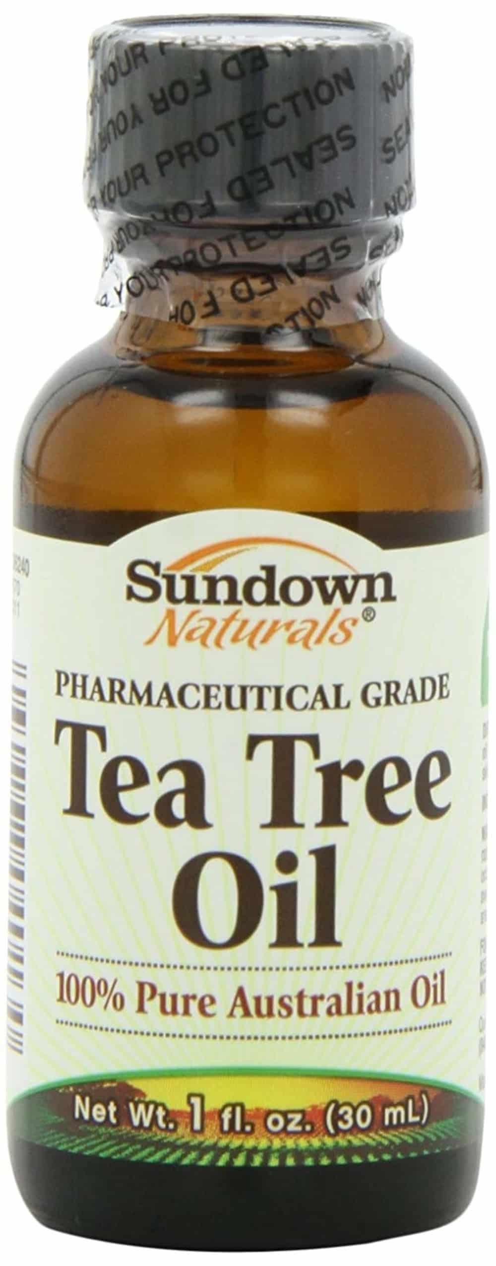 Sundown Pharmaceutical Grade Tea Tree Oil