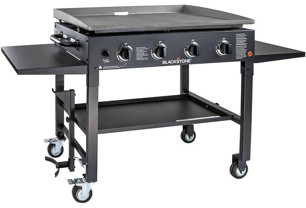 Blackstone Gas Griddle Station is one of the best gas grills under 300