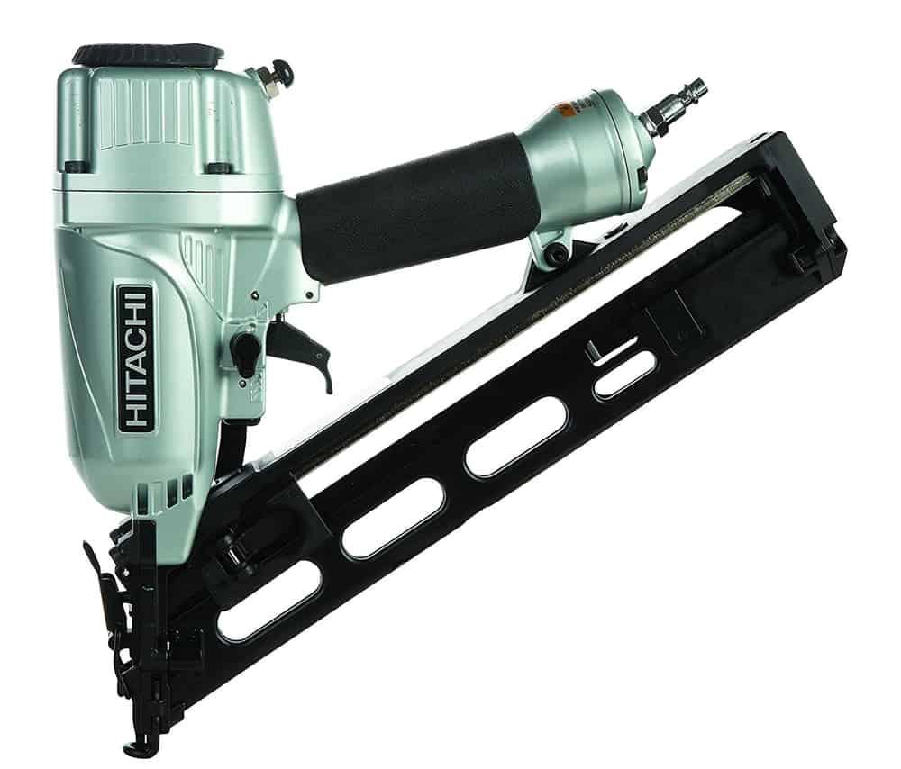 Hitachi NT65MA4 1-1/4 Inch to 2-1/2 Inch 15-Gauge Angled Finish Nailer