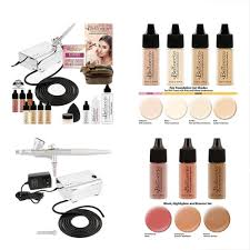 An airbrush kit that comes with everything you need
