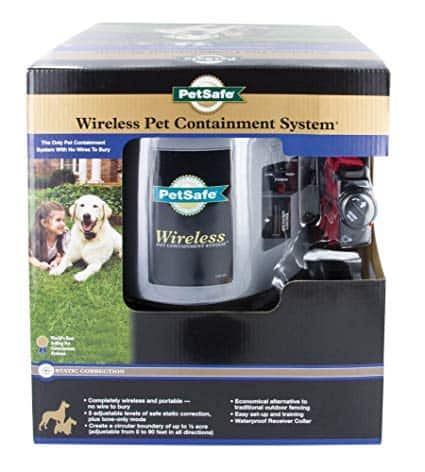 Petsafe wireless pet fence
