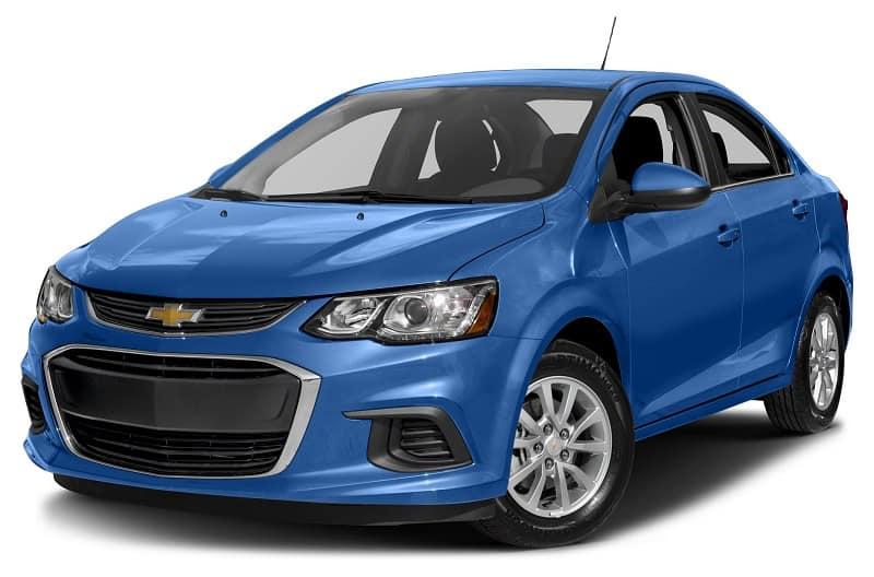 2019 Chevrolet Sonic LS Sedan
