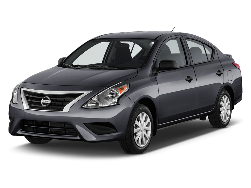 2019 Nissan Versa S Sedan
