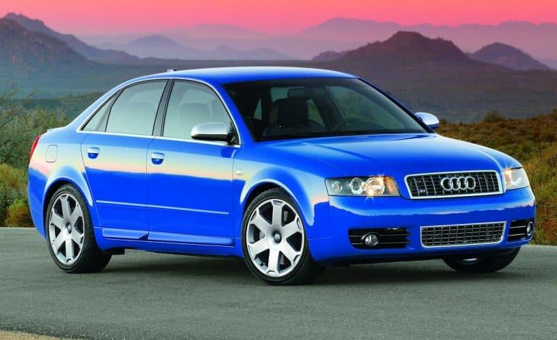 Audi S4 (B6) Front 3/4