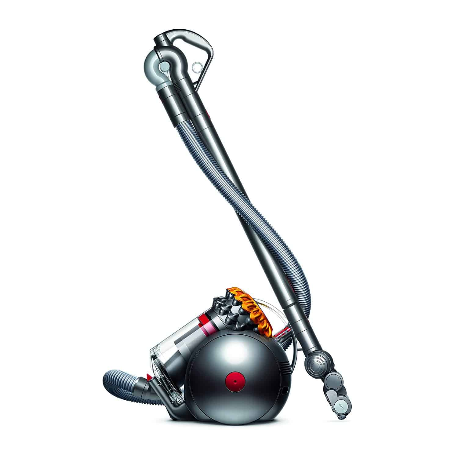 Dyson Big Ball, one of the best canister vacuums