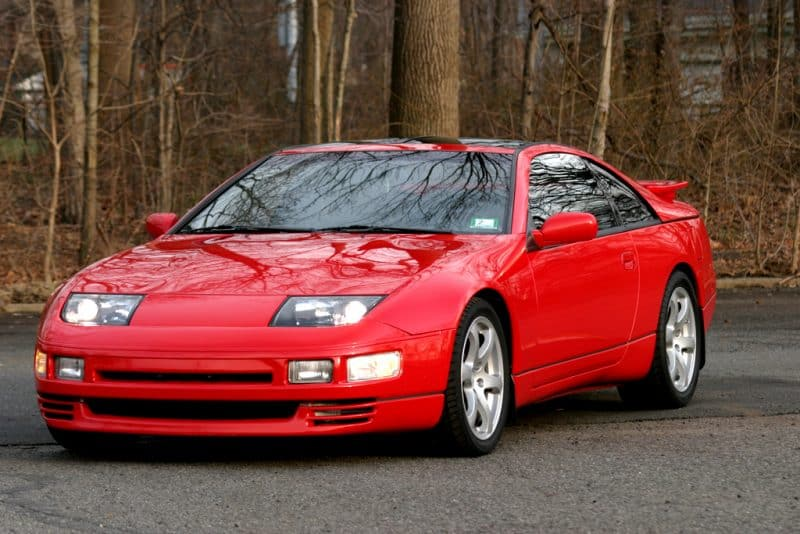 Nissan 300ZX (Z32) Front 3/4