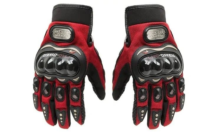 Tonsiki Motorcycle Gloves For Kids